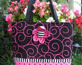 Four-Ever Tote Pattern