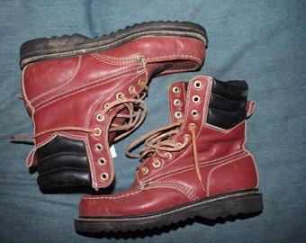 Vintage Work/Hiking Boots Sz 8.5