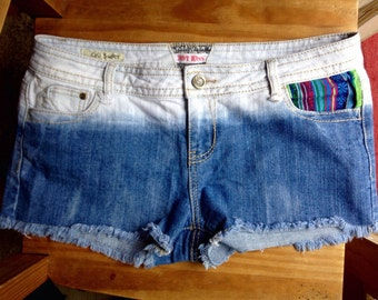 Ombre Aztec Shorts