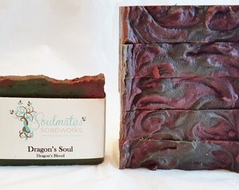 Dragon's Soul - Dragon's Blood Soap