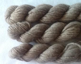 Cloud - TAUPE - Bulky Weight Yarn - Wool