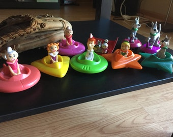 Jetsons Happy Meal Toys