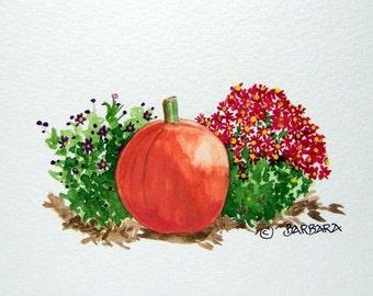 No.  589   Autumn's Harvest