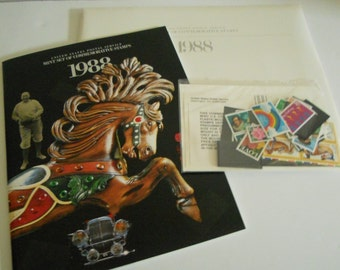 1988 USPS Commemorative Mint Set