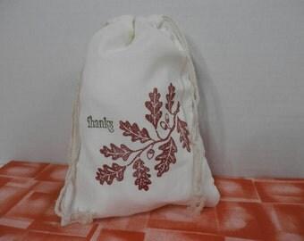 WEDDING GIFT BAGS, Fall Wedding Gift Bag, Autumn Wedding Gift Bags, Wedding Favor Bags, Treat Bags, Candy Bags, Thanksgiving Dinner Favors