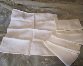 Vintage Napkin Set of 6