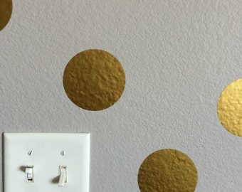 "3.5"" Circle Wall Decals"