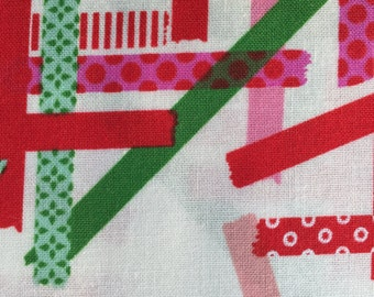 Christmas Washy Tape from Rashida Coleman Hale for Cotton and Steel by RJR