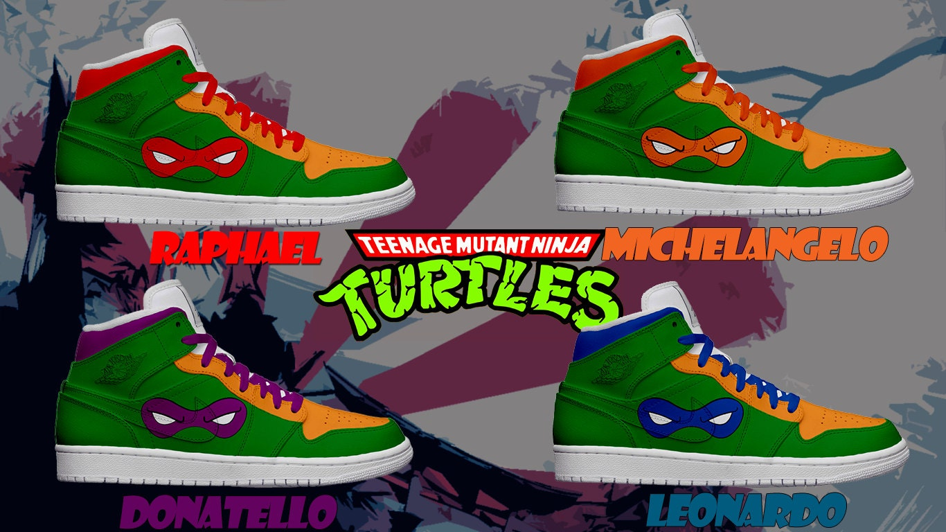 Women S Light Up Teenage Mutant Ninja Turtles By Kickolasnage