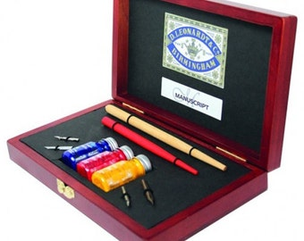 Complete Calligraphy Set Trianon Travel By