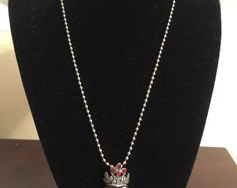 Disney Descendants Evie's heart necklace
