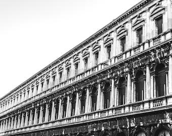 San Marco Square Print, San Marco Venice, St Marks Square