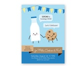 Milk and Cookies Theme Pa...