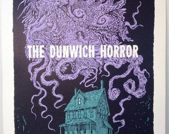 The Dunwich Horror print