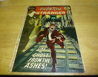 Phantom Stranger #16 issue DC comic book 1972