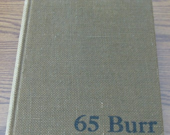 Chestnut Burr   Kent State University yearbook