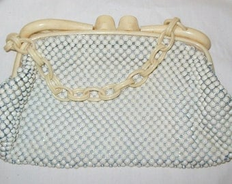 Whiting and Davis Metal Purse