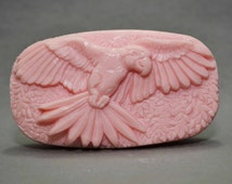 PARROT SOAP SILICONE Mold soap bar soap making mould