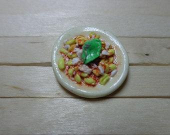 Gnocchi Sardi al pomodoro e basilico con ricotta.