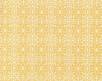 Blaine Buttercup Matelasse - Upholstery Fabric By The Yard