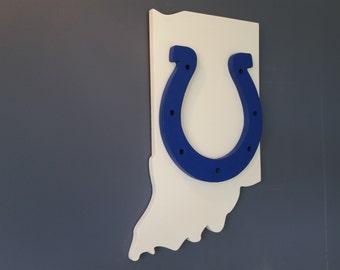 3D Indianapolis Colts SIgn / Plaque