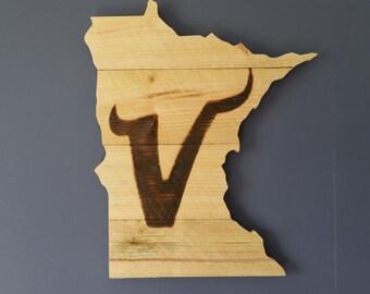 Minnesota Vikings Sign