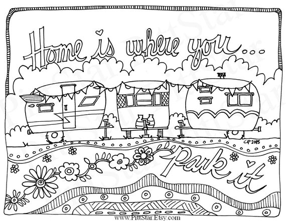 free coloring pages travel - photo#20