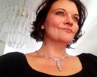Beautiful Glass Necklace