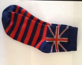 BRITISH FLAG SOCKS