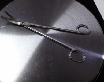 Vintage 1930's Stainless Steel Medical Scissors