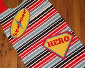 Super Hero Cape, by RBD Designers, from Riley Blake Fabrics, 1 panel