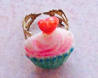 adjustable cupcake ring