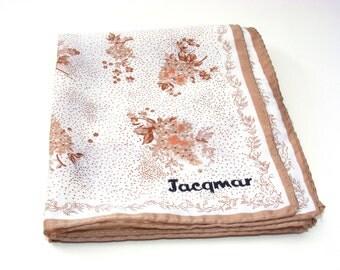 Vintage Jacqmar scarf
