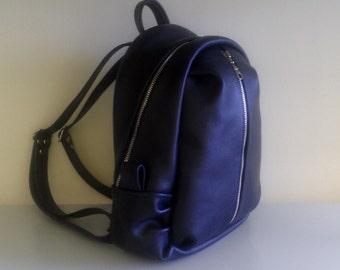 Backpacs leather