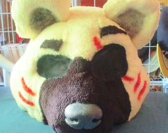 Tribal Teddy Bear ~ Toony Anthro Cosplay Mask
