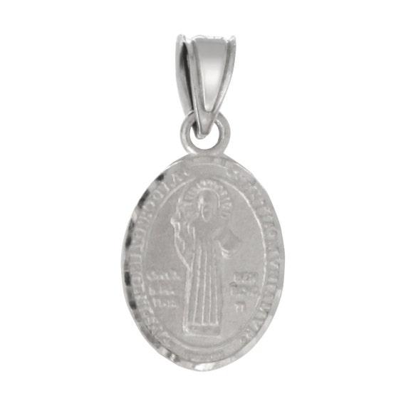 San Benito Saint Benedict Sterling Silver Pendant Medallion. Pdf Diamond. Newspaper Test Diamond. Peridot Diamond. Current Diamond. Rounded Edge Diamond. Daytona Gold Diamond. Camo Diamond. August Diamond