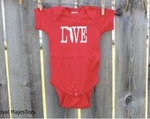 Love Florida Baby Bodysuit