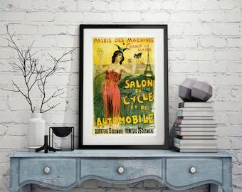 Art Deco Poster Vintage Poster Art Deco Poster Poster Art Deco Wall Art Deco  French Poster