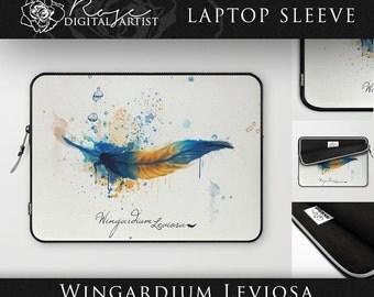 Wingardium Leviosa - Laptop Sleeve