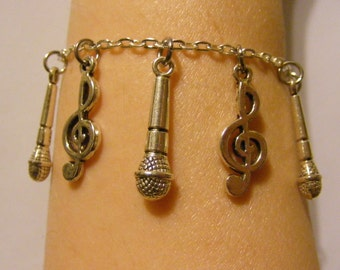 "Shop ""microphone"" in Bracelets"