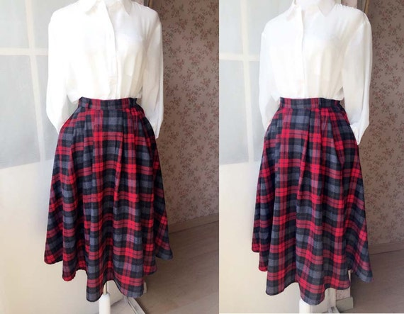 Find great deals on eBay for long plaid skirt. Shop with confidence.