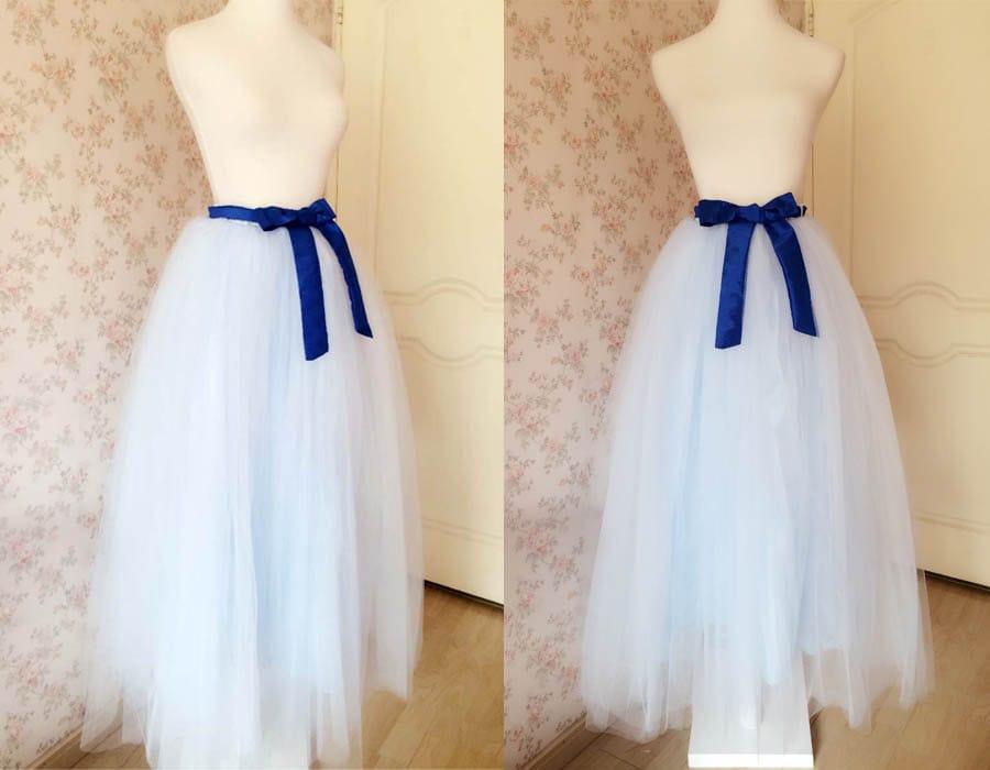 1d20d4462717 Adult frozen tutus, Maxi Tutu Skirt Floor Length Princess Skirt Wedding  Tulle Skirt Frozen tutu -magic1668