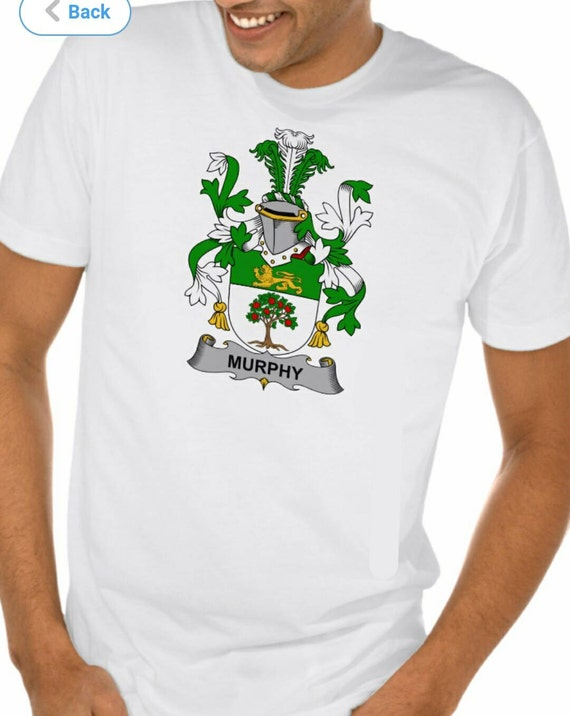 your surname coat of arms family crest t shirt we have your