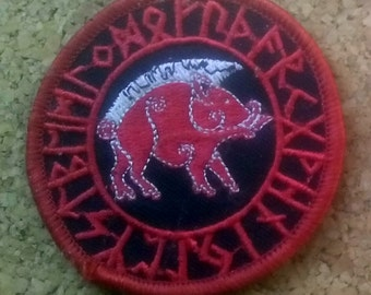 boar patch