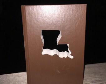 State Book Cutout ~ Louisana!!