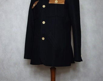 Wool coat / Men's wool coat / Autumn coat