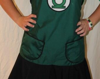 Green Lantern Apron