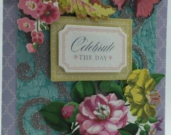 Handmade Greeting Card Birthday # 313