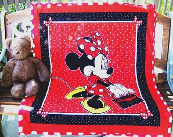 minnie mouse bedding etsy