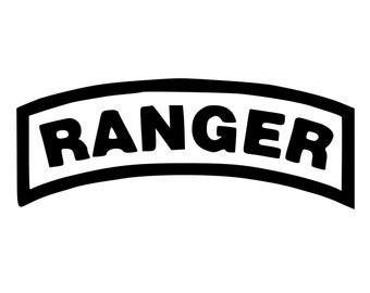 army airborne ranger etsy army ranger logo pictures Ranger U.S. Army